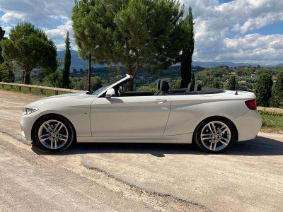 BMW Série 2 Cabriolet 220iA 184ch M Sport - <small></small> 22.900 € <small>TTC</small> - #5