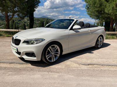 BMW Série 2 Cabriolet 220iA 184ch M Sport - <small></small> 22.900 € <small>TTC</small> - #8