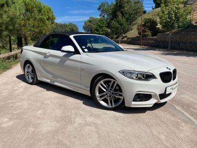 BMW Série 2 Cabriolet 220iA 184ch M Sport - <small></small> 22.900 € <small>TTC</small> - #10
