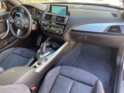BMW Série 2 Cabriolet 220iA 184ch M Sport - <small></small> 22.900 € <small>TTC</small> - #13
