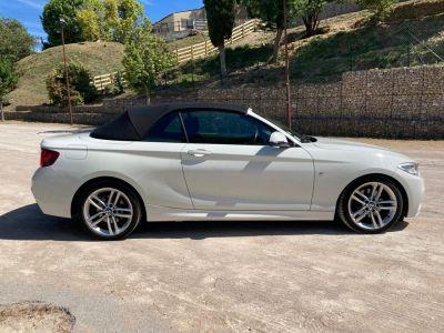 BMW Série 2 Cabriolet 220iA 184ch M Sport - <small></small> 22.900 € <small>TTC</small> - #24