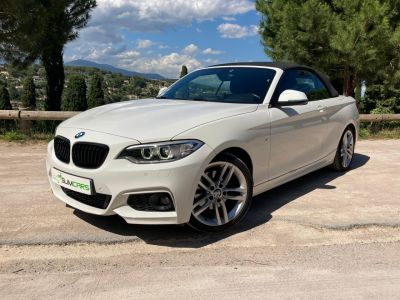 BMW Série 2 Cabriolet 220iA 184ch M Sport - <small></small> 22.900 € <small>TTC</small> - #29