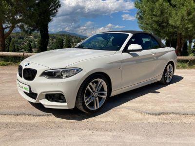 BMW Série 2 Cabriolet 220iA 184ch M Sport - <small></small> 22.900 € <small>TTC</small> - #30