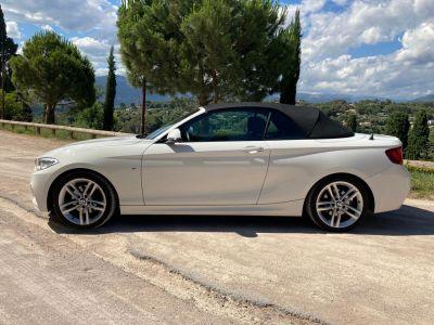 BMW Série 2 Cabriolet 220iA 184ch M Sport - <small></small> 22.900 € <small>TTC</small> - #31