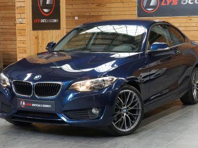 BMW Série 2 (F22) COUPE 218D 150 SPORT BVA8 - <small></small> 19.990 € <small>TTC</small> - #1