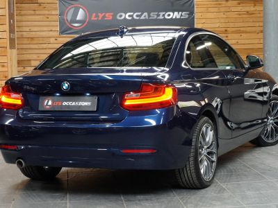 BMW Série 2 (F22) COUPE 218D 150 SPORT BVA8 - <small></small> 19.990 € <small>TTC</small> - #5