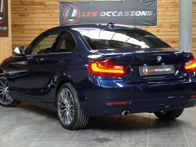 BMW Série 2 (F22) COUPE 218D 150 SPORT BVA8 - <small></small> 19.990 € <small>TTC</small> - #6