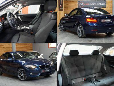 BMW Série 2 (F22) COUPE 218D 150 SPORT BVA8 - <small></small> 19.990 € <small>TTC</small> - #7