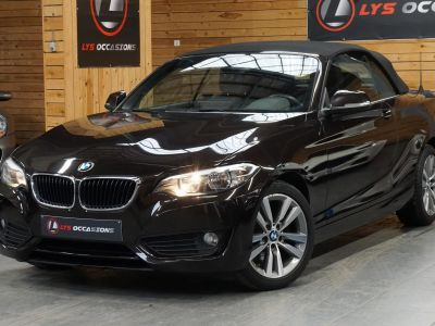 BMW Série 2 (F23) CABRIOLET 220D LUXURY BVA8 - <small></small> 20.990 € <small>TTC</small> - #5