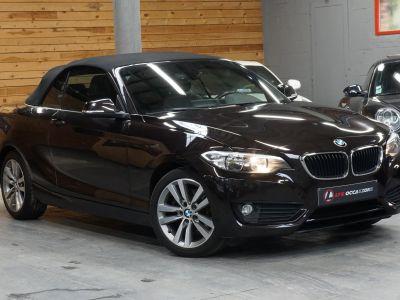 BMW Série 2 (F23) CABRIOLET 220D LUXURY BVA8 - <small></small> 20.990 € <small>TTC</small> - #7
