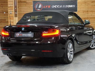 BMW Série 2 (F23) CABRIOLET 220D LUXURY BVA8 - <small></small> 20.990 € <small>TTC</small> - #9
