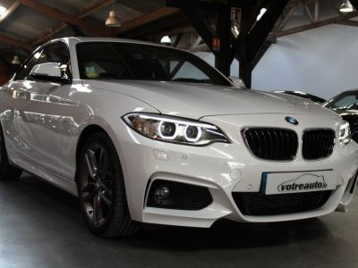 BMW Série 2 SERIE F22 COUPE (F22) COUPE 220D 190 M SPORT XDRIVE BVA8 - <small></small> 24.600 € <small>TTC</small>