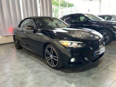 BMW Série 2 SERIE F23 CABRIOLET CABRIOLET 218D 150 M SPORT BVA8 - <small></small> 34.450 € <small>TTC</small> - #3