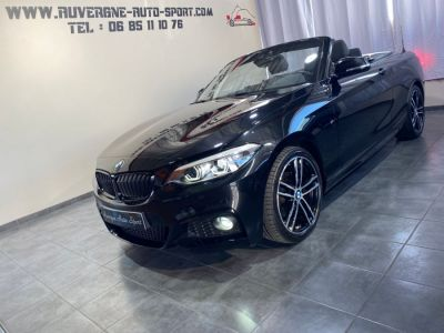 BMW Série 2 SERIE F23 CABRIOLET CABRIOLET 218D 150 M SPORT BVA8 - <small></small> 34.450 € <small>TTC</small> - #5