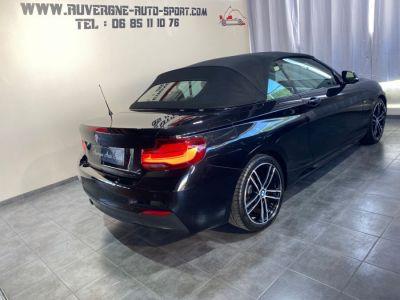 BMW Série 2 SERIE F23 CABRIOLET CABRIOLET 218D 150 M SPORT BVA8 - <small></small> 34.450 € <small>TTC</small> - #9