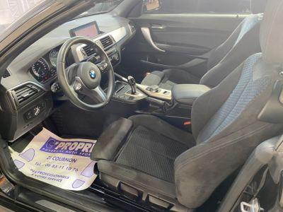 BMW Série 2 SERIE F23 CABRIOLET CABRIOLET 218D 150 M SPORT BVA8 - <small></small> 34.450 € <small>TTC</small> - #11