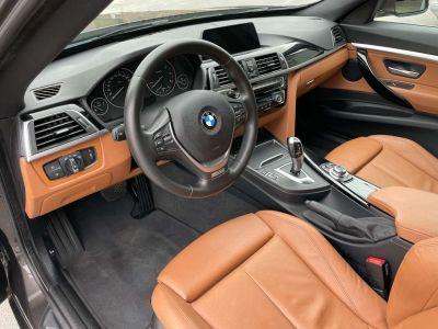 BMW Série 3 318 dA Gran Turismo 136PK LUXURY NETTO: 14.041 EURO - <small></small> 16.990 € <small>TTC</small> - #9