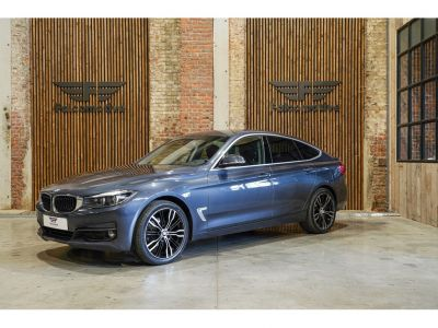 BMW Série 3 318 DA Gran Turismo - Sport-Line - autom - LED - Als Nw - <small></small> 18.900 € <small>TTC</small> - #1