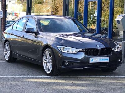 BMW Série 3 318 dA SPORT ÉDITION FULL OPTIONS - <small></small> 22.950 € <small>TTC</small> - #1