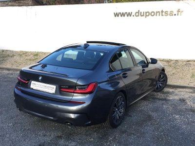 BMW Série 3 318dA 150ch M Sport - <small></small> 45.450 € <small>TTC</small>