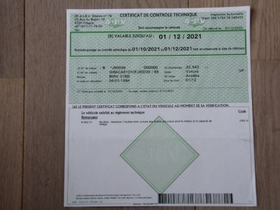 BMW Série 3 E36 318 is - <small></small> 6.200 € <small>TTC</small> - #35