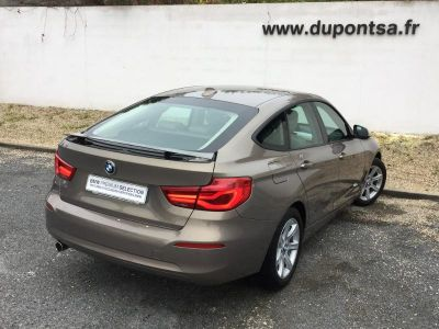BMW Série 3 Gran Turismo Serie 318d 150ch Lounge - <small></small> 24.490 € <small>TTC</small>