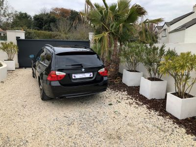 BMW Série 3 serie 318d confort noir 1 - <small></small> 9.290 € <small>TTC</small> - #3