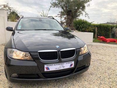 BMW Série 3 serie 318d confort noir 1 - <small></small> 9.290 € <small>TTC</small> - #5
