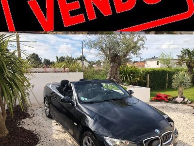 BMW Série 3 serie cabriolet 330d luxe 4 - <small></small> 17.490 € <small>TTC</small> - #1