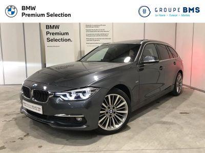 BMW Série 3 Touring 318dA 150ch Luxury - <small></small> 31.900 € <small>TTC</small> - #1