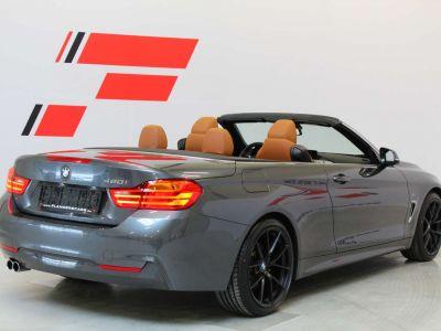 BMW Série 4 420 i Cabrio - <small></small> 34.990 € <small>TTC</small> - #4