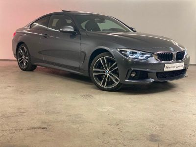 BMW Série 4 420dA xDrive 190ch M Sport - <small></small> 36.900 € <small>TTC</small> - #1