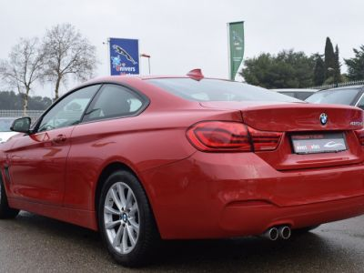 BMW Série 4 COUPE (F32) 420D 190CH LOUNGE - <small></small> 16.400 € <small>TTC</small> - #5