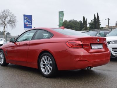 BMW Série 4 COUPE (F32) 420D 190CH LOUNGE - <small></small> 16.400 € <small>TTC</small> - #9