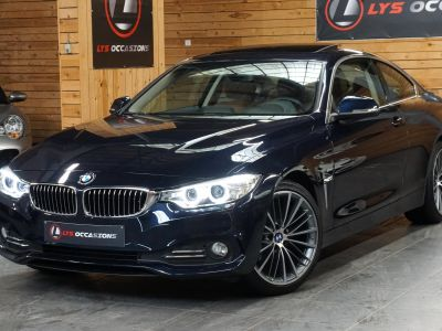 BMW Série 4 (F32) COUPE 418DA 150 LUXURY - <small></small> 23.990 € <small>TTC</small> - #1