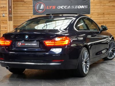 BMW Série 4 (F32) COUPE 418DA 150 LUXURY - <small></small> 23.990 € <small>TTC</small> - #4