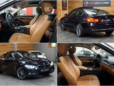BMW Série 4 (F32) COUPE 418DA 150 LUXURY - <small></small> 23.990 € <small>TTC</small> - #7