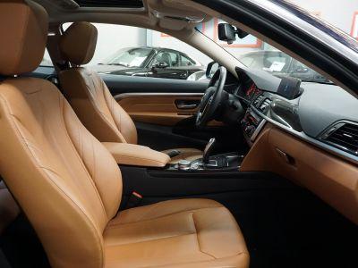 BMW Série 4 (F32) COUPE 418DA 150 LUXURY - <small></small> 23.990 € <small>TTC</small> - #17