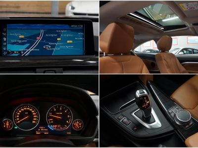 BMW Série 4 (F32) COUPE 418DA 150 LUXURY - <small></small> 23.990 € <small>TTC</small> - #20