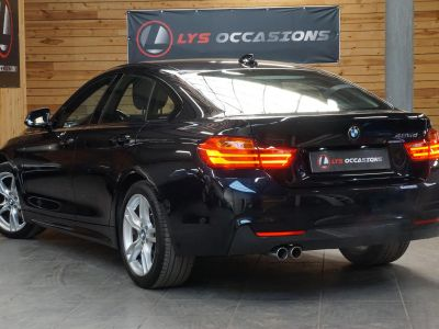 BMW Série 4 (F36) GRAN COUPE 425D M SPORT BVA8 - <small></small> 23.990 € <small>TTC</small> - #7