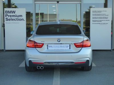 BMW Série 4 Gran Coupe 420d xDrive 190ch M Sport - <small></small> 27.415 € <small>TTC</small>