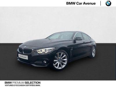 BMW Série 4 Gran Coupe 420dA 190ch Luxury - <small></small> 25.489 € <small>TTC</small> - #1