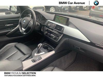 BMW Série 4 Gran Coupe 420dA 190ch Luxury - <small></small> 25.489 € <small>TTC</small> - #2