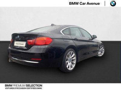 BMW Série 4 Gran Coupe 420dA 190ch Luxury - <small></small> 25.489 € <small>TTC</small> - #3