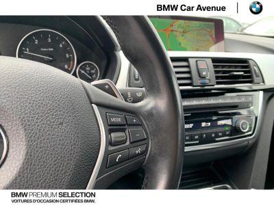 BMW Série 4 Gran Coupe 420dA 190ch Luxury - <small></small> 25.489 € <small>TTC</small> - #17