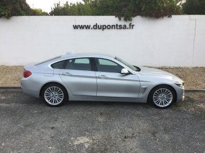 BMW Série 4 Gran Coupe 420dA 190ch Luxury Euro6d-T - <small></small> 33.990 € <small>TTC</small>
