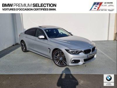 BMW Série 4 Gran Coupe 430iA 252ch M Sport - <small></small> 38.900 € <small>TTC</small> - #1