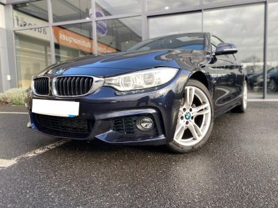 BMW Série 4 Gran Coupe (F36) 420D XDRIVE 184CH M SPORT - <small></small> 27.980 € <small>TTC</small> - #1