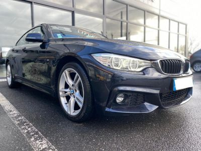 BMW Série 4 Gran Coupe (F36) 420D XDRIVE 184CH M SPORT - <small></small> 27.980 € <small>TTC</small> - #4