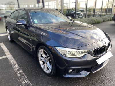 BMW Série 4 Gran Coupe (F36) 420D XDRIVE 184CH M SPORT - <small></small> 27.980 € <small>TTC</small> - #5